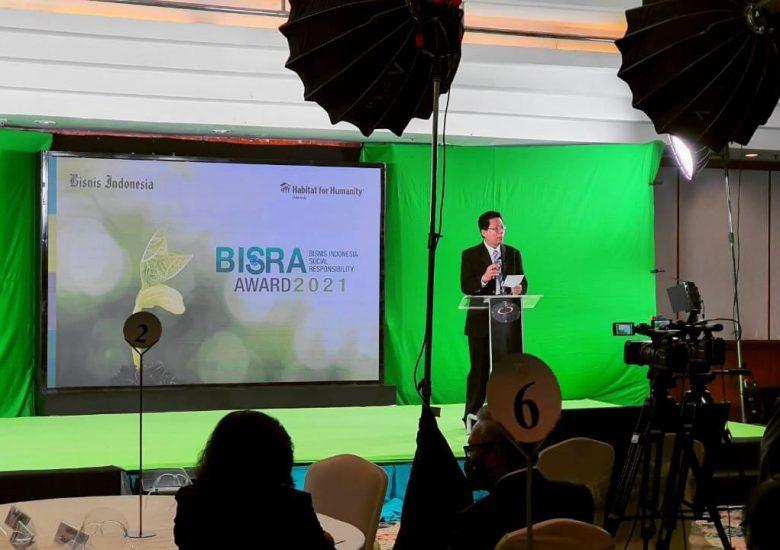 Penganugerahan BISRA 2021