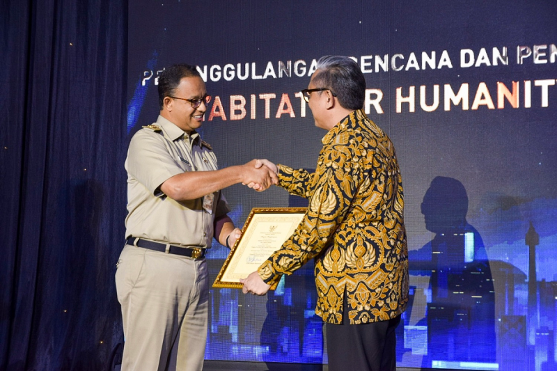 Habitat for Humanity Indonesia Terima Penghargaan Padmamitra Awards 2019