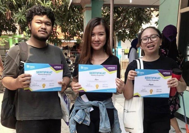 Pengalaman Bersama Habitat for Humanity Indonesia