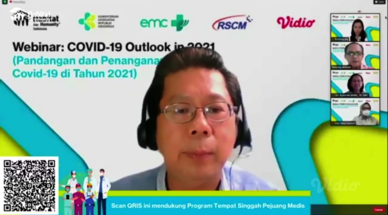 Vidio.com Mendukung Misi Kemanusiaan di Tengah Pandemi bersama Habitat for Humanity Indonesia