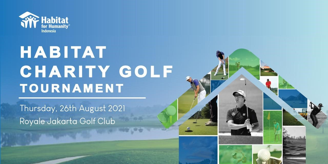 Habitat Charity Golf Turnament